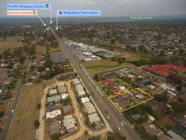 67 and 69 Great Western Highway, Kingswood NSW 2747