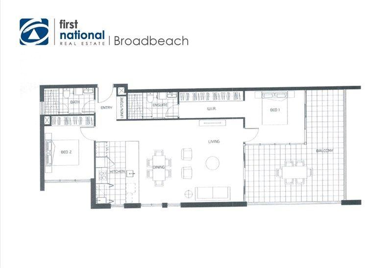 96/31 Queensland Avenue, Broadbeach QLD 4218 - Apartment for