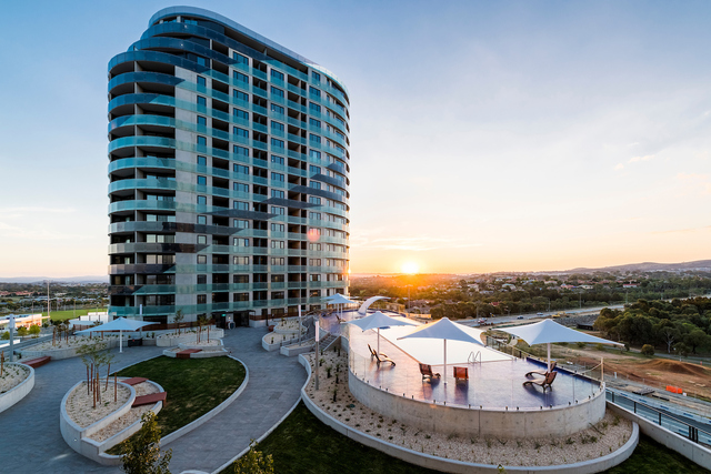 Infinity - 126/1 Anthony Rolfe Ave, Gungahlin ACT 2912