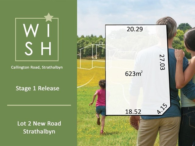 Lot 2 New Road, Strathalbyn SA 5255