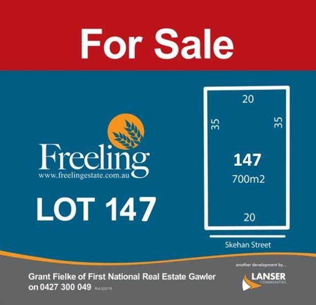 Lot 147 Skehan Street, SA 5372