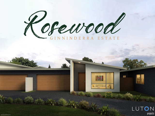 Rosewood - 3 bed to 4 bed, Ginninderra Estate ACT 2615