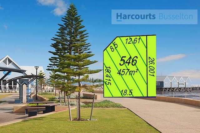 2 (lot 546 Orsova Link, West Busselton WA 6280