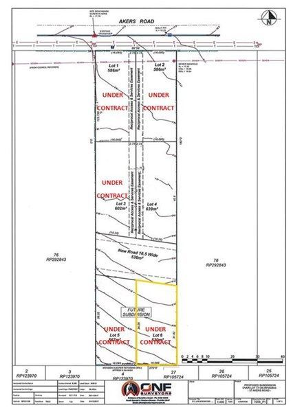 Proposed Lot 6 37 Akers Road, Lawnton QLD 4501