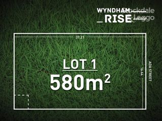 Lot 1 Wyndham Rise Estate
