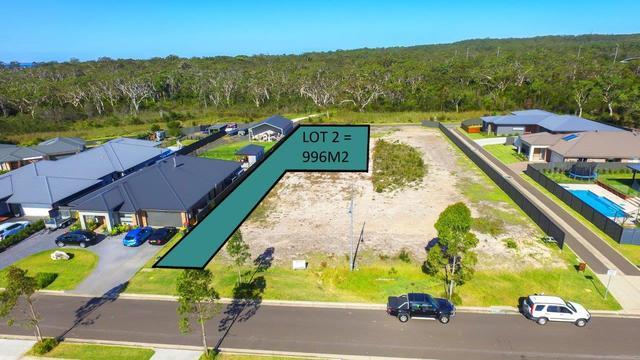Lot 2 Moona Creek Road, Vincentia NSW 2540