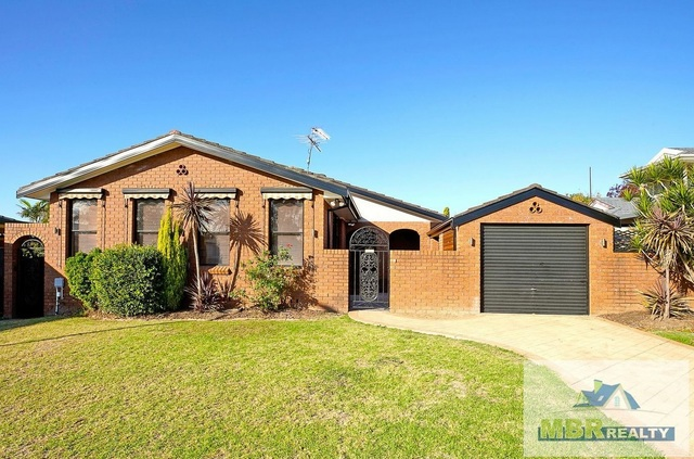 4 Grazier Crescent, Werrington Downs NSW 2747
