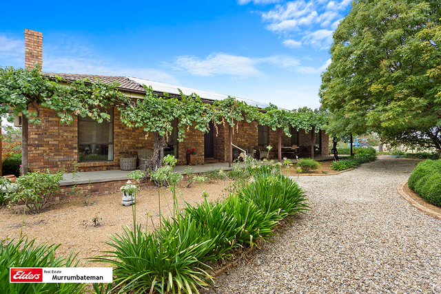 668 Back Creek Road, Gundaroo NSW 2620