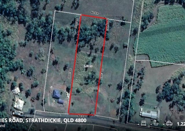 Lot 3 Gillies Road, Strathdickie QLD 4800