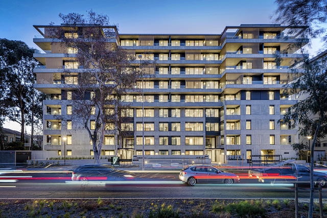 ON FORBES - 3 bedroom apartments, ACT 2612