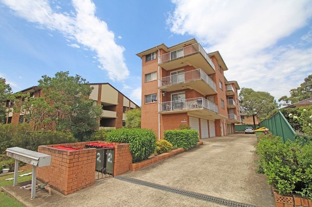 6/2 Jessie  Street, Westmead NSW 2145