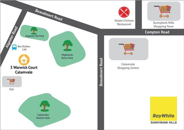 3 Warwick Court, Calamvale QLD 4116