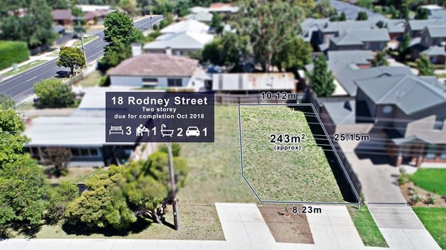 18 Rodney Street, Gisborne VIC 3437