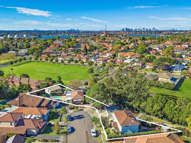 1 and 2a Jones Street, Concord NSW 2137