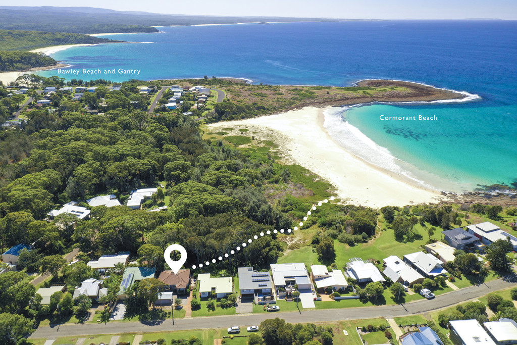 7 Harrington Crescent, Bawley Point NSW 2539 - House for