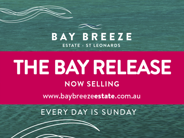 The Bay Release, VIC 3223