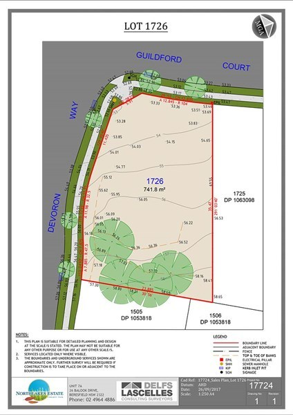 Lot 1726 Guildford Grove, Cameron Park NSW 2285