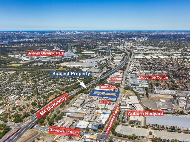 31-33 Parramatta Road, Lidcombe NSW 2141