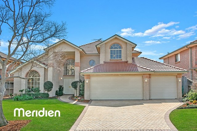 6 Linford Place, Beaumont Hills NSW 2155