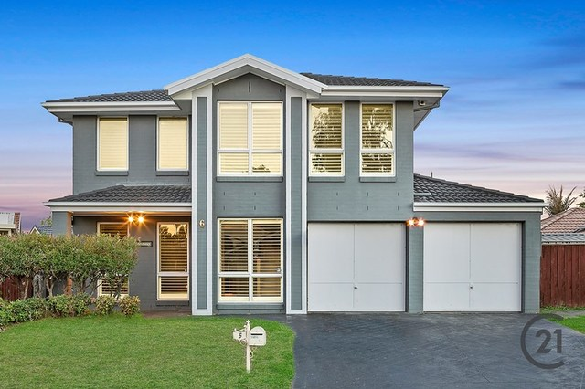 6 Wicklow Place, NSW 2155