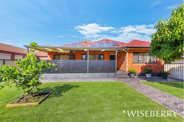 58 Endeavour  Road, Georges Hall NSW 2198