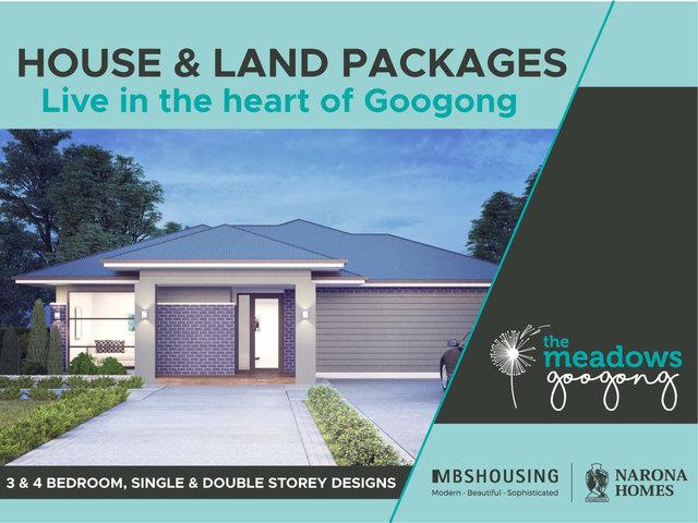 Lot 84 Rosa Street, Googong NSW 2620