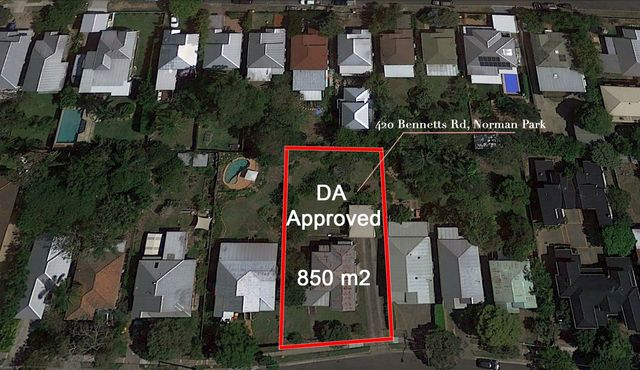 420 Bennetts Road, Norman Park QLD 4170