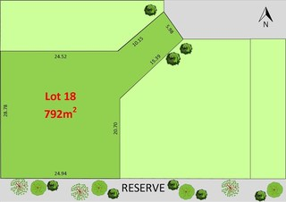 Lot 18 Renaissance Estate