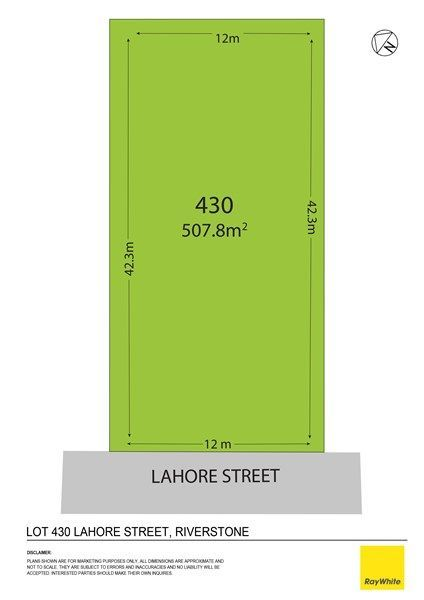 Lot 430 Lahore Street, NSW 2765