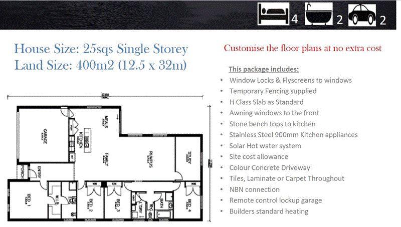 Lot 112/  Furness Close, Wyndham Vale VIC 3024 - Land for Sale