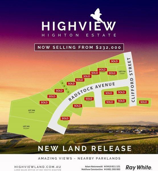 Stage 36 Highview Estate, Highton VIC 3216