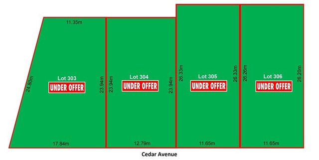 Lt 303-306 Cedar Avenue, Campbelltown SA 5074