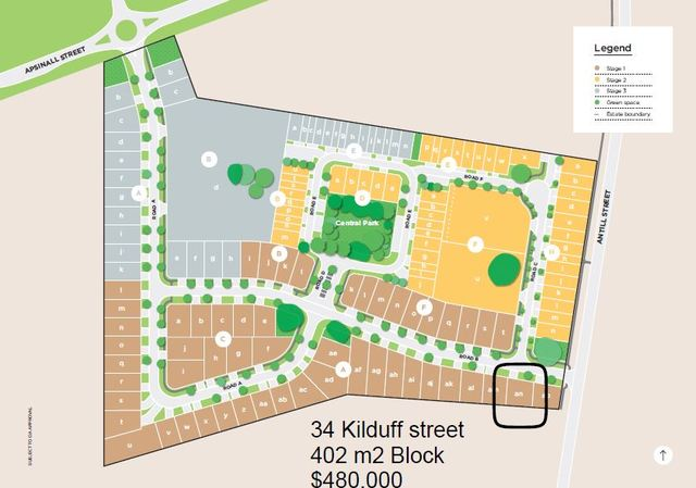 34 Kilduff Street, ACT 2602