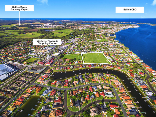 Lot 5 Quays Drive Land Release, NSW 2478