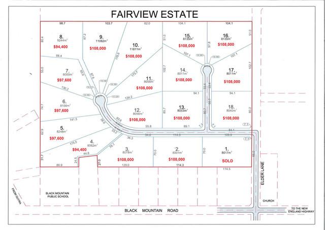 Fairview Est. 853 Black Mountain Road, Black Mountain NSW 2365