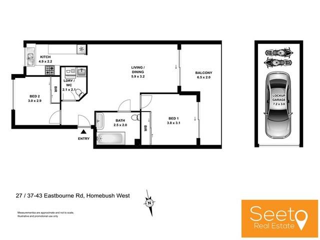 27 37 43 Eastbourne Rd Homebush West Real Estate For Sale