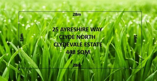 25 Ayreshire  Way, Clyde North VIC 3978