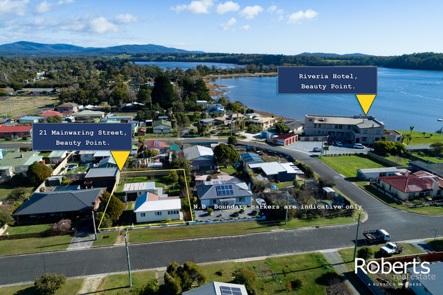 21 Mainwaring Street, Beauty Point TAS 7270