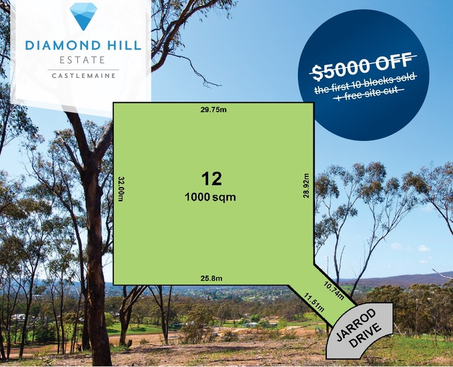 Lot 12 Jarrod Drive, Mckenzie Hill VIC 3451