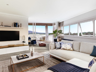 Farrer Village by Goodwin - Three bedroom apartment
