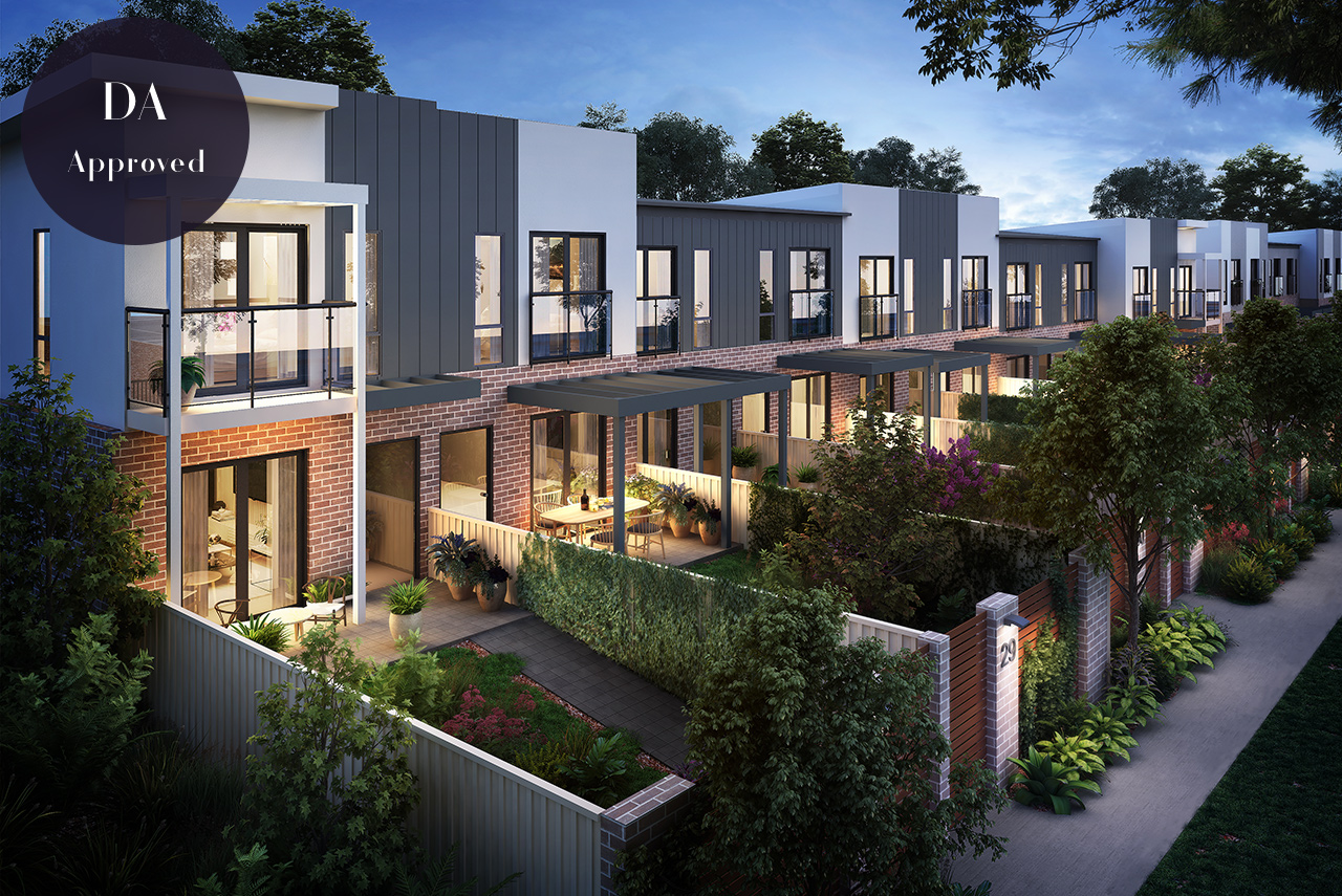Rockwell - 3 Bedroom 150m2 Townhouse, Bruce ACT 2617 ...
