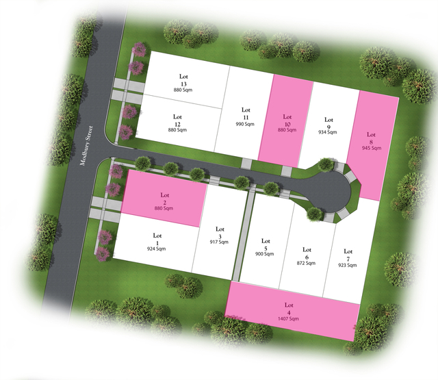 Turallo Fields - Land Block Only - Modbury St, NSW 2621