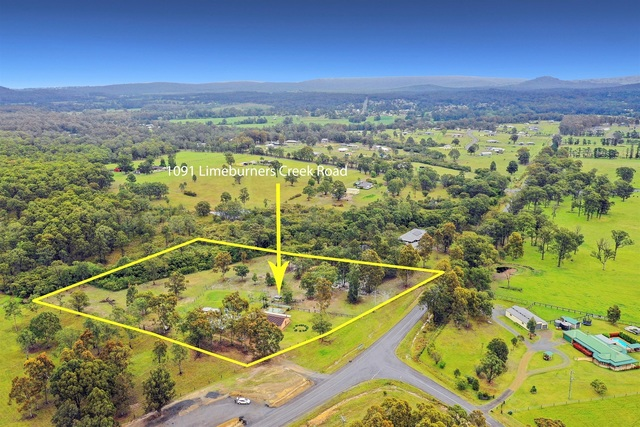 1091 Limeburners Creek Road, Clarence Town NSW 2321