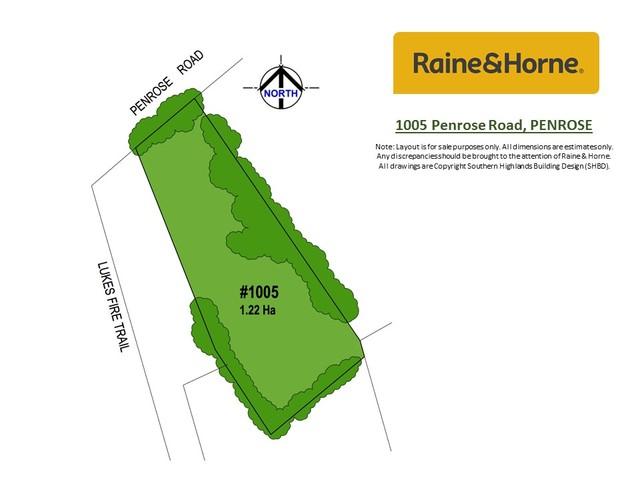 1005 Penrose Road, NSW 2579