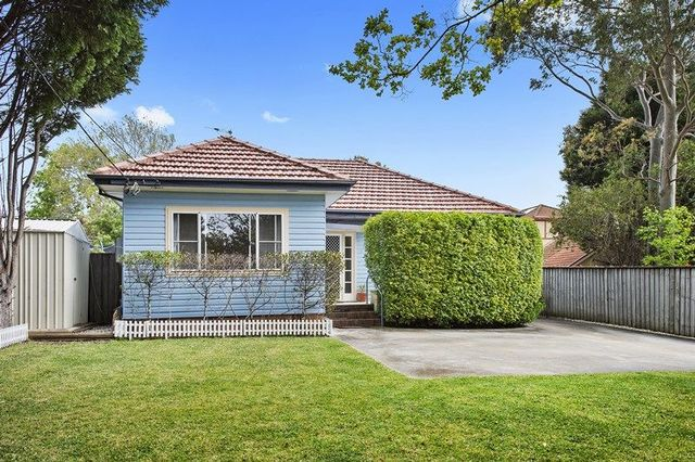 31 Galston Road, Hornsby NSW 2077