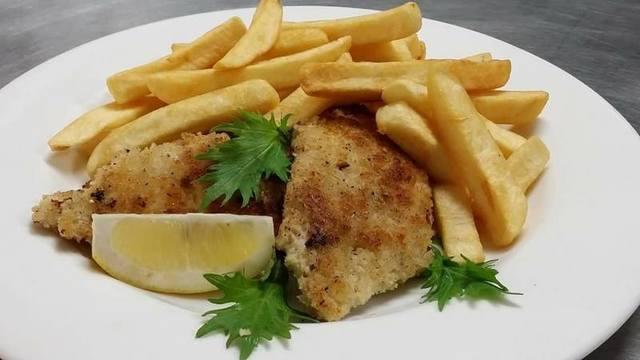 Blue Lips Fish & Chips, Exmouth WA 6707