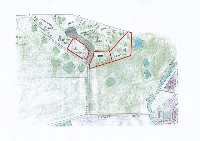 Lots 1, 8 & 9 Golf Links Estate, Monto QLD 4630