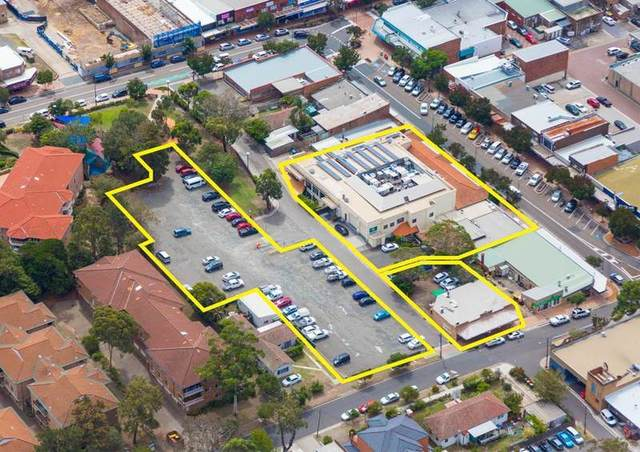 42-50 Station Street, 1 & 5 Preston Avenue, Engadine NSW 2233