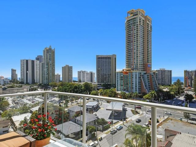 3124/21 Cypress Avenue, Surfers Paradise QLD 4217