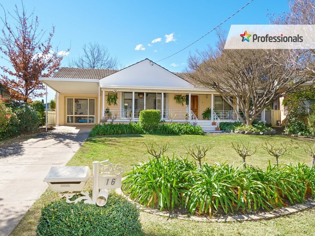 16 Waratah Street, Kooringal NSW 2650